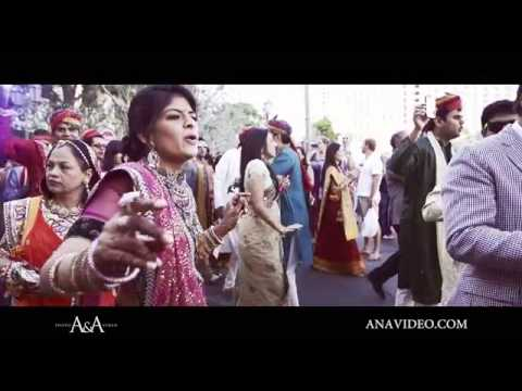 Pankaj Malani amp Avnie Patel Wedding Las Vegas  YouTube