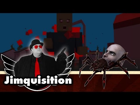 Zombies, Spider Heads, Hammers, And Menus (The Jimquisition)