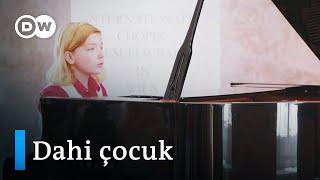Avusturyalı dahi çocuk: Elias Keller - DW Türkçe