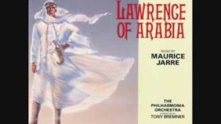 Lawrence of Arabia- First Entrance to the Desert/ Night and Stars/ Lawrence and Tafas