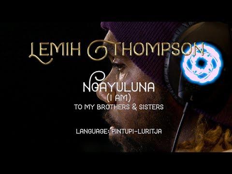 ngayuluna-(i-am)---lemih-thompson
