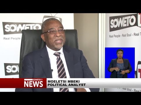 Political Analyst, Moeletsi Mbeki speaks about divisions in ANC