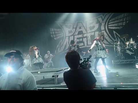 From Dusk Till Dawn // Babymetal live at Hollywood Palladium