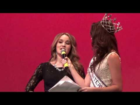 Miss Utah International Teen International 2017 All First Night 1