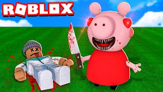 Survive PEPPA PIG or DIE in Roblox!