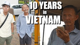 He Walked from Cambodia to Vietnam! Phnom Penh to Saigon to My Tho.