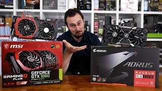 Can the RX 580 Dethrone The GTX 1060 Yep, We re Doing It Again