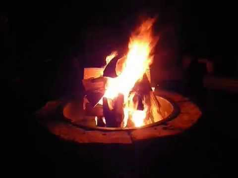 Bonfire After Wedding Reception 10oct14 Youtube