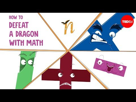 Thumbnail: How to defeat a dragon with math - Garth Sundem