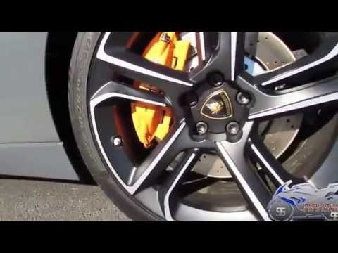 2013 Lamborghini Gallardo Lp560 4 Review Interior And Exterior Youtube
