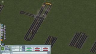 [SimCity 4] NAM Version 36 - FLEX Turn Lanes (FTL) Preview, Part 1