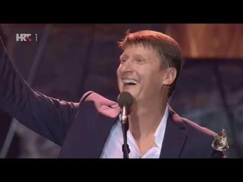 Tomislav Bralić & klapa Intrade - Samo za tebe (Arena Pula 2017)