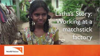 Latha's Story | World Vision