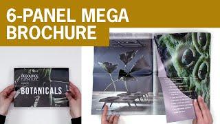 Designer Folds: 6-Panel Mega B…