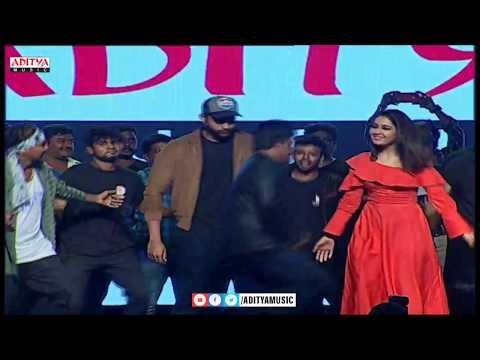 Varun Tej, Raashi Khanna Dance @ Tholi...