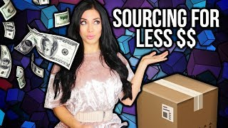Amazon FBA For Beginners 💰 How To Source For Less Money 🤝