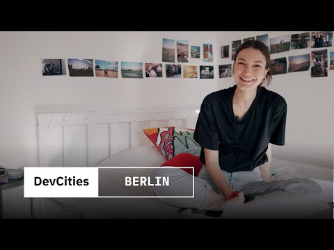 A Day with a Berlin Developer | DevCities