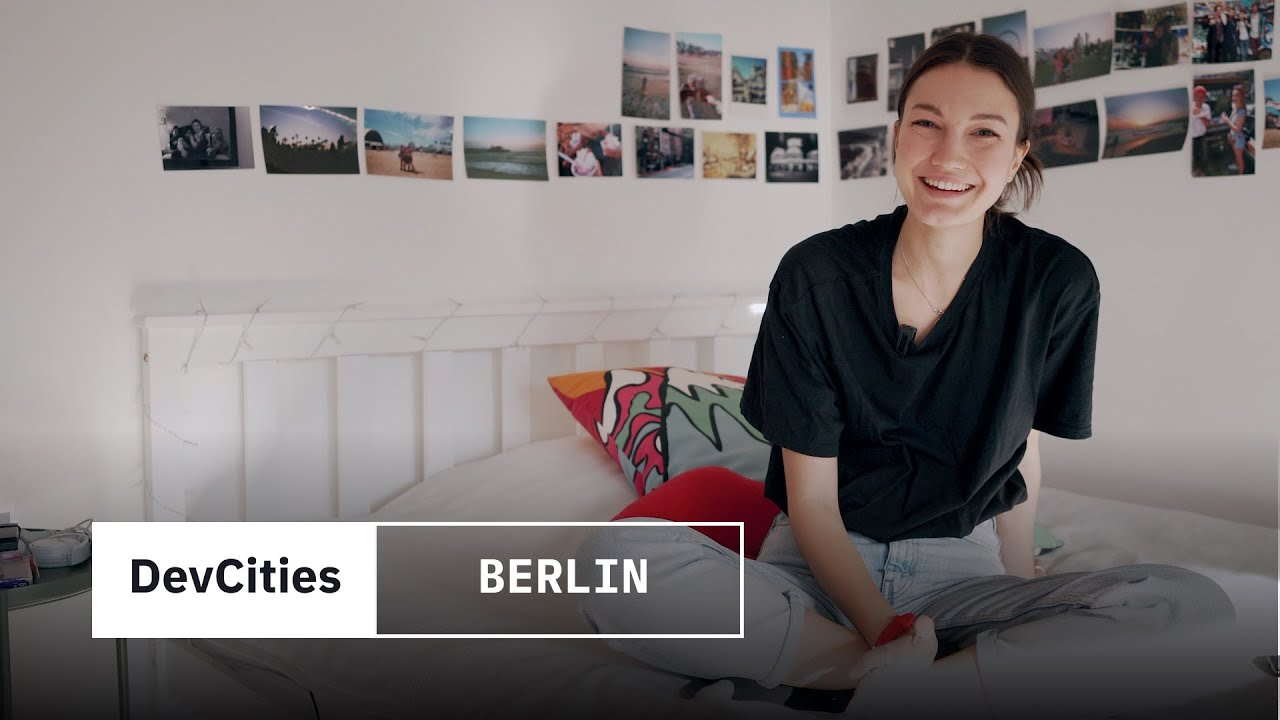 A Day with a Berlin Developer