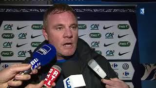 L'immense déception de l'entraîneur de Biesheim après la défaite contre Grenoble thumbnail