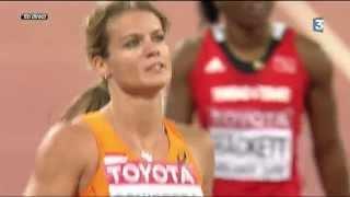 Dafne Schippers wins women