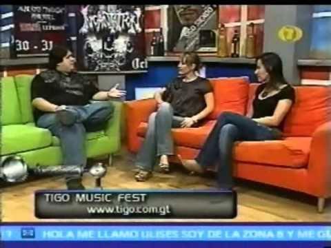 Tigo Music Fest en Nuestro Mundo Joven