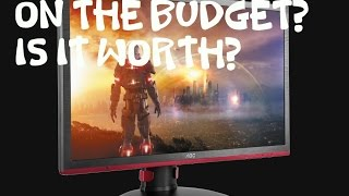AOC G2460PF: 144 гц бюджетный игровой монитор, а стоит ли того?- обзор и мнение