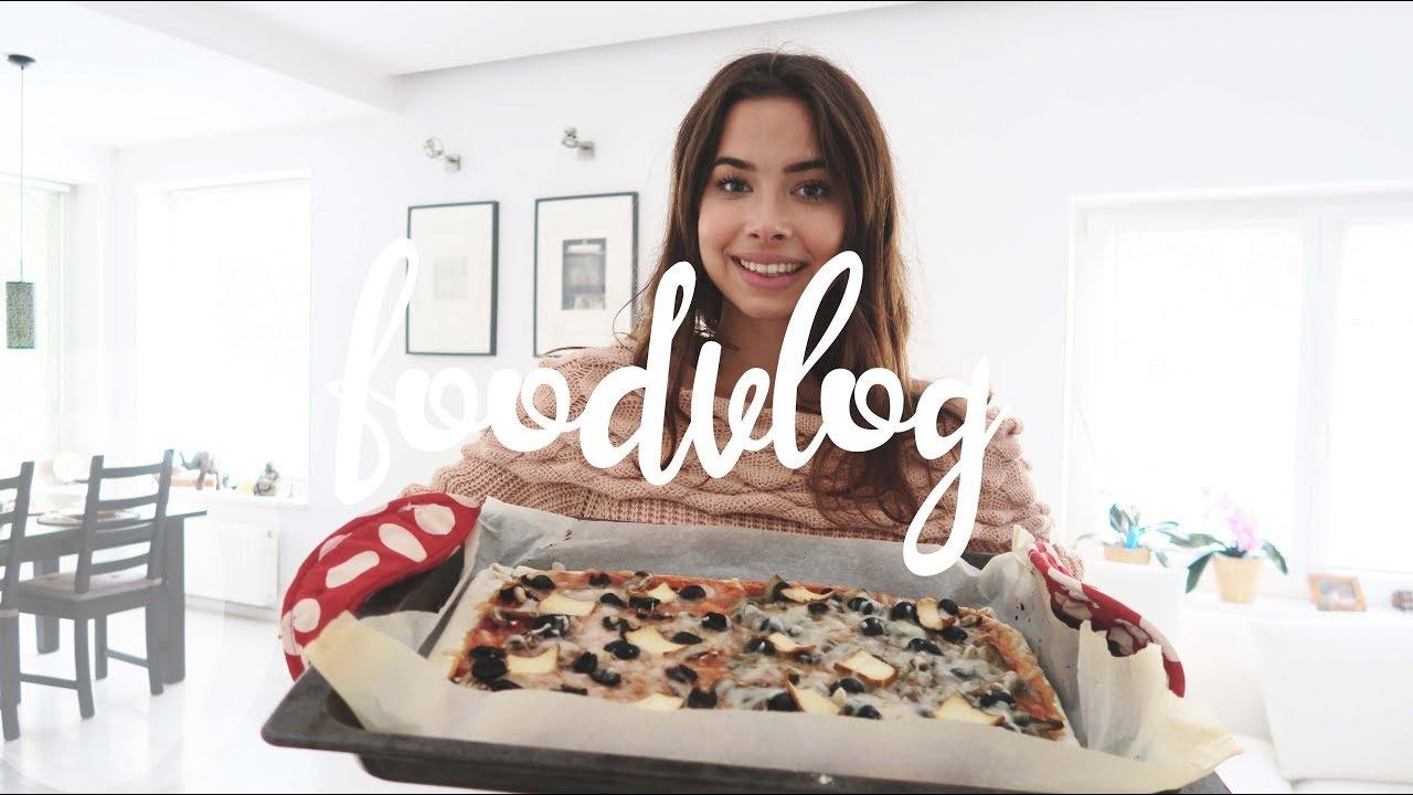 Co Jem W Ciągu Dnia? / Food Vlog Wegański