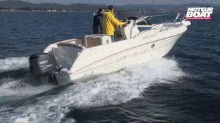 YAMAHA F250 : Deux moteurs V6, deux générations - moteurboat.com