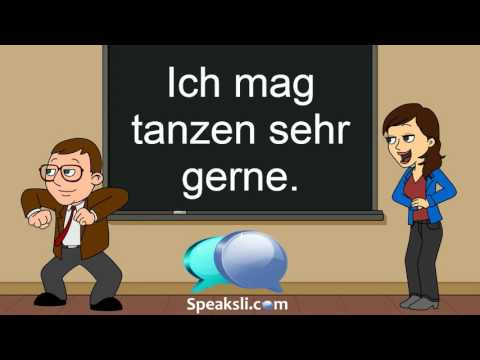 Basic German Conversation | Learn German | Speaksli