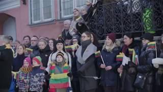 Estonia celebrates the Centennial of the restored Lithuania thumbnail