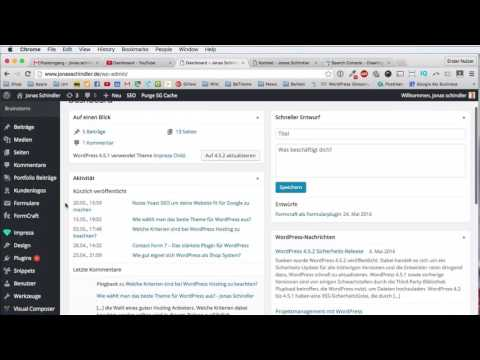 WordPress 301 Redirect einrichten – Absolut Wichtig! [DEUTSCH/GERMAN]