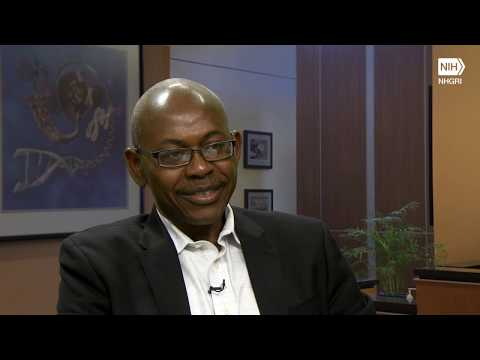 NHGRI's Oral History Collection: Interview with Charles Rotimi