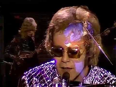 Elton John - Mona Lisas And Mad Hatters (Live at the Royal Festival Hall 1972) HD