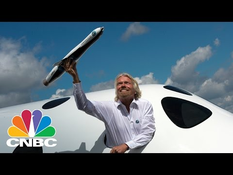 Richard Branson's Biggest Investment Ever: Space Travel | CNBC