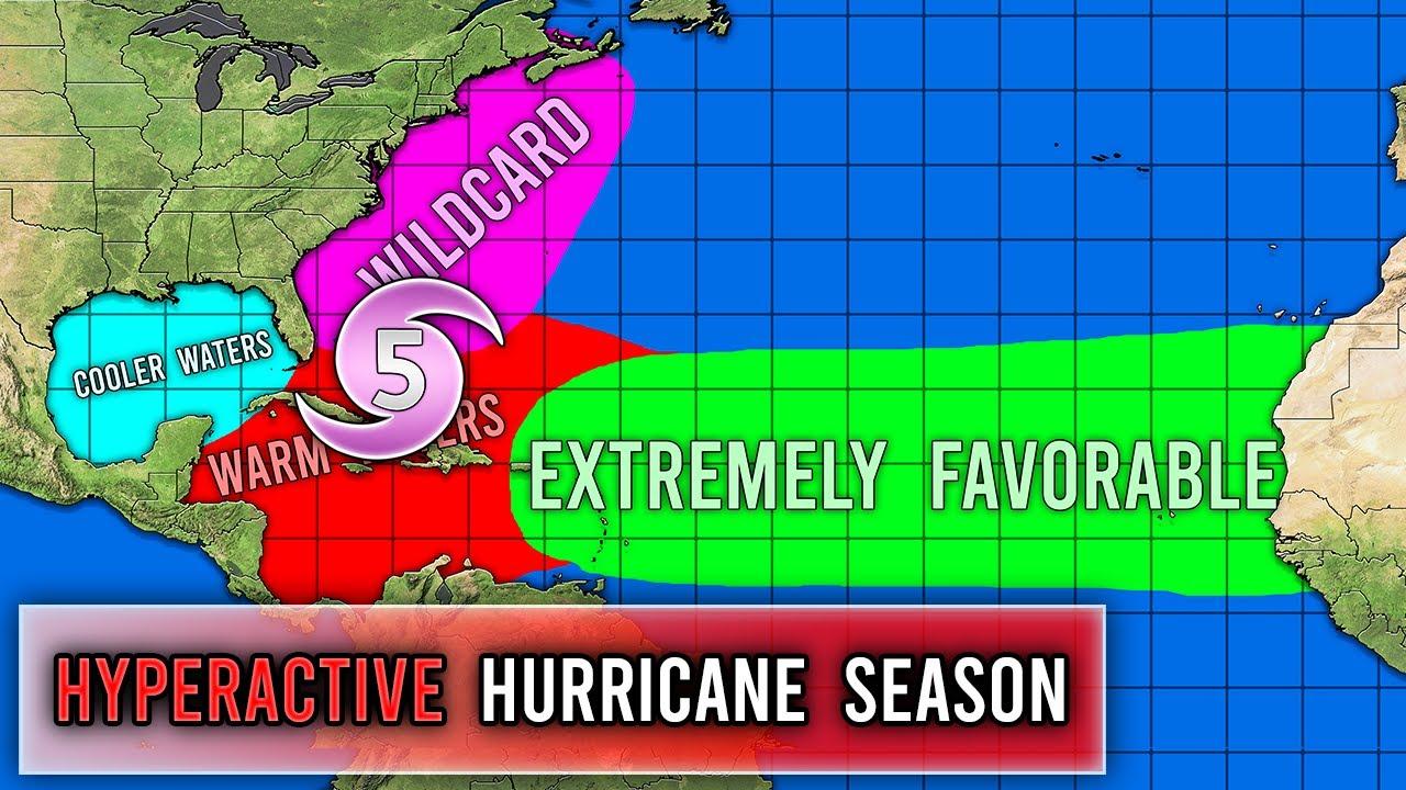 Hyperactive Hurricane Season Update