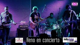 Concierto de Reno - Indievision Sounds 2014 - Sala 16 Toneladas - LMV Live Music Valencia