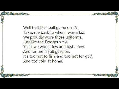 George Jones - Too Cold at Home Lyrics