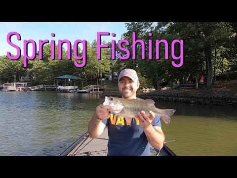 Early Morning Fishing - Lake Wylie