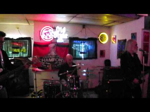J.B. Ritchie Band @ The Club Tavern, Elmhurst, IL,