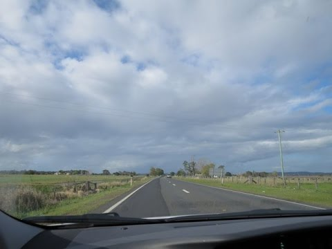 A day of driving - Queensland Trip : 6th Sept, 2014