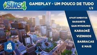 Baixar The Sims 4 - Vida na Cidade - Um Pouco de Tudo - Gameplay - 1/2