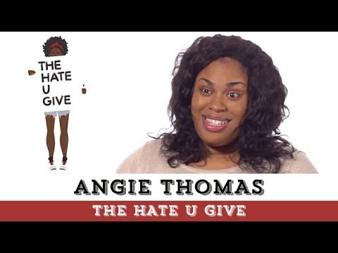 Tupac Inspired Angie Thomas's New Book | The Hate U Give