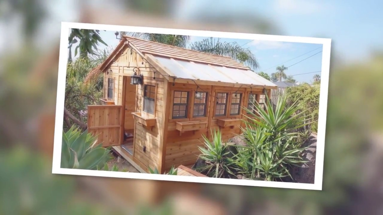 12x12 Sunshed. Dog House By A. Izzarelli   OLT Video Contest. Outdoor  Living Today