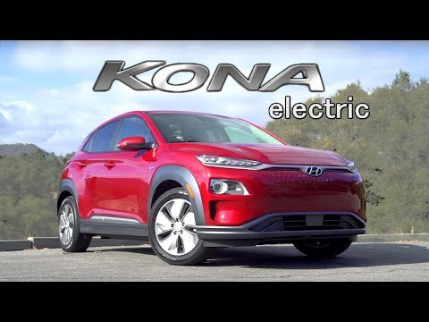2019 Hyundai Kona Electric //  Worthy Of A Driving Enthusiast?