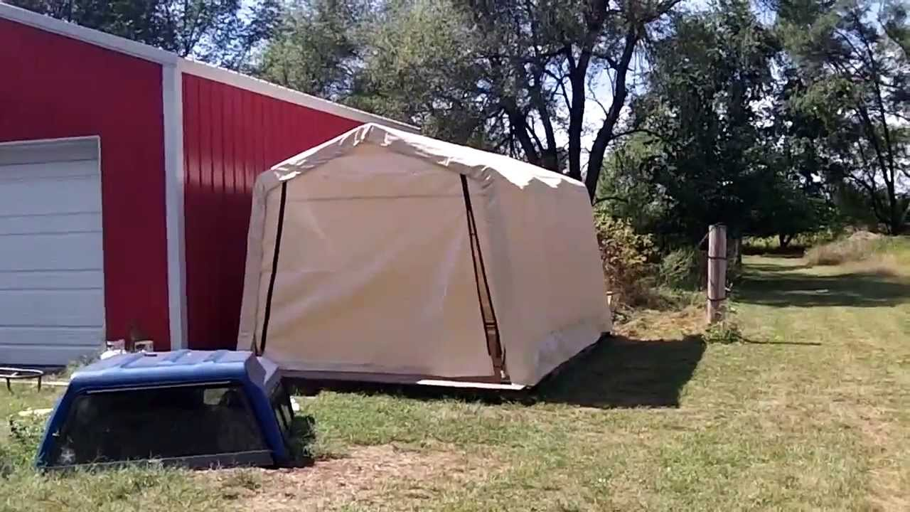 strong tarp greenhouse garage shelterlogic cover all shelters portable replacement weather modernday covers it canopy