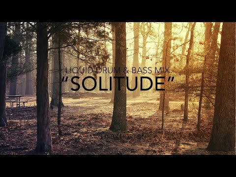 """Solitude"" ~ Deep Liquid Drum & Bass Mix"