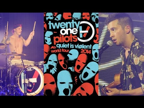CONCERT DIARIES: TWENTY ONE PILOTS | QUIET IS VIOLENT TOUR
