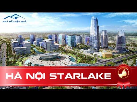 Khu đô thị Tây Hồ Tây – Hà Nội Starlake