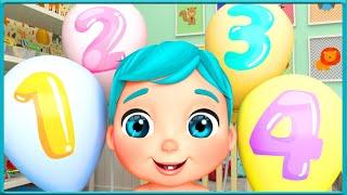 Apprendre l'Alphabet - Méthode Alpha -De A à Z - Comptines pour bébé - Viola Kids LE Français