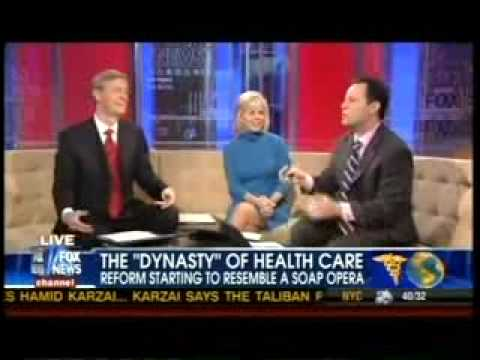 "Fox & Friends Compare Health Care Summit Attendees To Characters From The Soap Opera ""Dynasty"""